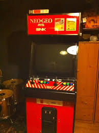 Neo Geo Arcade Cabinet Dakinggamer U0027s Paradise