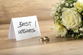 wedding wishes happily after the best wedding wishes you will fall in with thunder bay