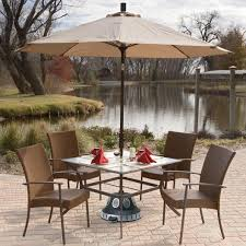 Outdoor Table Umbrella Under Table Umbrella Stand Heater From Sporty U0027s Pilot Shop