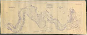 Map Of Unf Preliminary Chart Of St John U0027s River Florida From Brown U0027s Creek