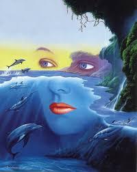 imagenes lindas naturaleza ilustraciones surrealistas naturaleza muy buenas illusion art