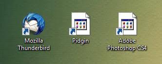 astuce restaurer ou réparer les icônes sous windows