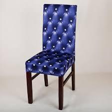 royal blue chair covers european classical elastic chair covers gold royal blue black ch