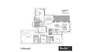 floor plan cliftondell b7 build7 new zealand