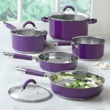 amazon kitchen appliances purple small kitchen appliances amazon com brylanehome 8 pc