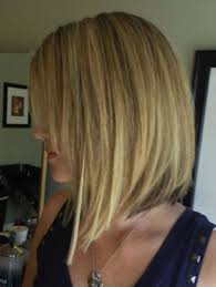 medium haircuts short in back longer in front bob hairstyle short in back long front the newest hairstyles