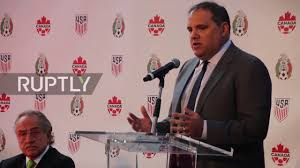 bid napper usa us mexico and canada announce historic 3 nation bid to host