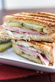 turkey cuban sandwich broken