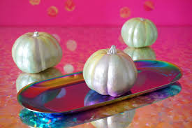 an iridescent halloween mirror80