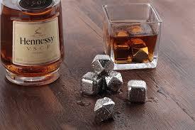 K Hen Anbieter Edelstahl Eiswürfel Set Von 8 Qoolivin Whisky Steine Mit