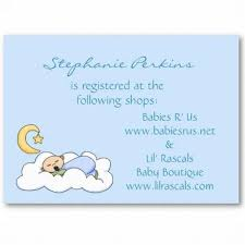 exciting baby shower registry wording 12 with additional baby