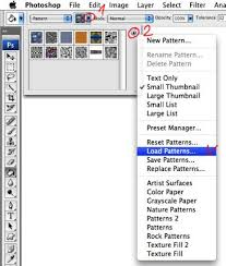 install pattern in photoshop cs6 how to install patterns in adobe photoshop cs3