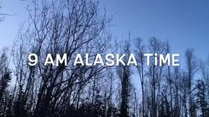 does it stay all winter in alaska