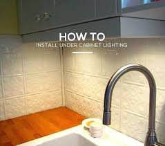 hardwired under cabinet lighting where to mount under cabinet lights skillful ideas hardwired under