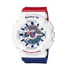 Jam Tangan Baby G Warna Merah jual jam tangan baby g ba 110 terbaru harga murah blibli