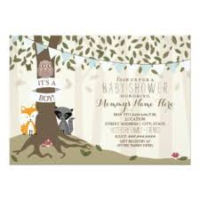 woodland baby shower invitations woodland baby shower invitations neutral baby shower invitations