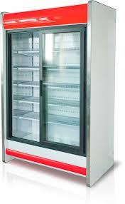 commercial refrigerator upright glazed costa mod c igloo