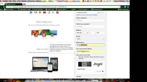 Creating A Business Email Address Free by Creating A Second Gmail Account Youtube