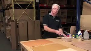 webisode 6 how to apply wood veneer to mdf using contact cement