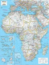 africa map 2014 maps of africa posters at allposters