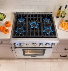 30 Inch 5 Burner Gas Cooktop Kitchen Awesome 36 Gas Stove At Us Appliance Inside Five Star