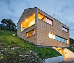moderne holzhã user architektur vorarlberger holzbau kunst architektur holz