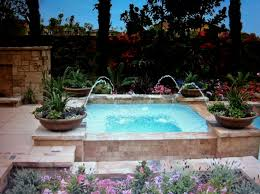 Swimming Pool Backyard by Best 25 Plunge Pool Ideas On Pinterest Small Pools Spool Pool