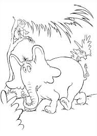 horton hatches the egg coloring pages horton hears a who coloring page coloring home