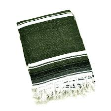 deluxe mexican yoga blankets striped barefoot yoga co