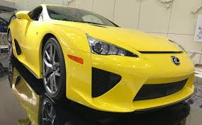 lexus lfa engine five cool things we saw at toyota city carsguide oversteer
