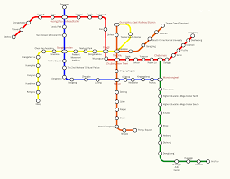 Shanghai Metro Map by Shanghai And Guangzhou Metro Maps Updated For 2010 The Explore Blog