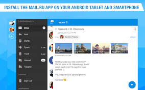 best android mail app mail ru email app android apps on play
