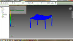 autodesk inventor 2014 using and creating a stress analysis