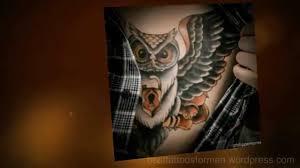 best tattoos for men chest tattoos for men youtube
