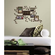 room mates deco piece family frames wall decal reviews wayfair deco piece family frames wall decal