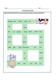 conjunctions worksheets for grade 2 u0026 3 teacherlingo com