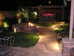 Lighting Ideas For Backyard Download Yard Lighting Ideas Garden Design