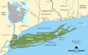 Southampton New York Map by Metoac Wikipedia