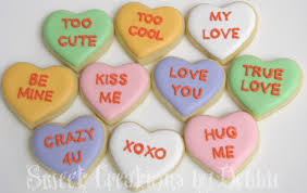 valentines heart candy sayings heart sayings