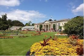 Bicton Park Botanical Gardens Axminster Bed And Breakfast Bicton Park