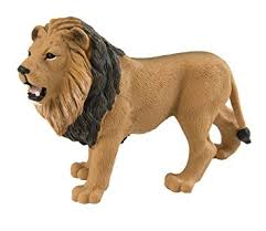 lion figurine safari ltd wildlife lion realistic painted