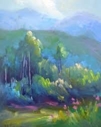 Mountain Landscape Paintings by Mountain Original Art Paintings Dailypainters Com