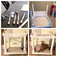 diy shabby chic pet bed uncategorized kühles diy shabby chic pet bed mit diy shab chic