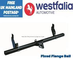genuine westfalia 306329 fixed towbar for citroen relay chassis 08