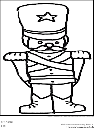 nutcracker coloring pages ijigen me