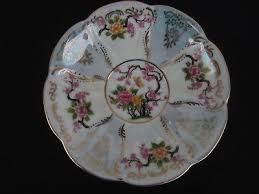 bond china pompadour vtg l m lipper mann bond china pompadour 7 saucers
