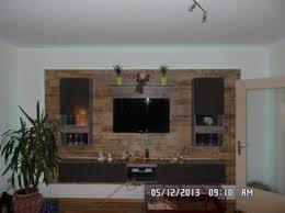 steinwand im wohnzimmer anleitung 2 tv wand inkl indirekter beleuchtung anleitung zum selber bauen