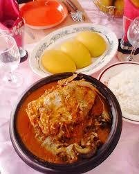la bonne cuisine à table jamais dans le foutou ivorianfood la bonne cuisine