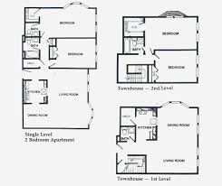 plan apartment house plan apartments plans design decorating lovely in room
