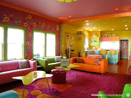 home colorful home interiors